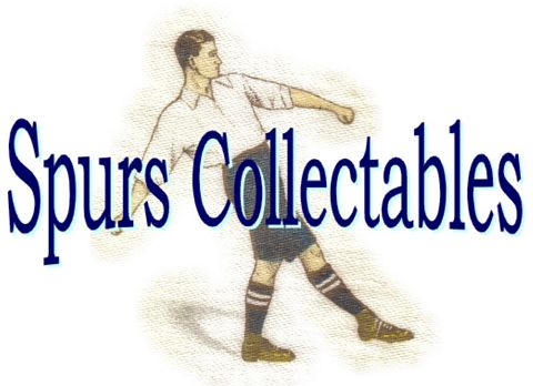 Spurs Collectables home page