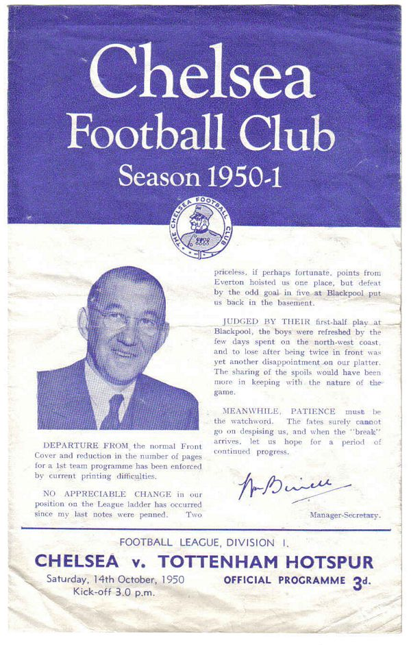 Image result for chelsea fc 1950s
